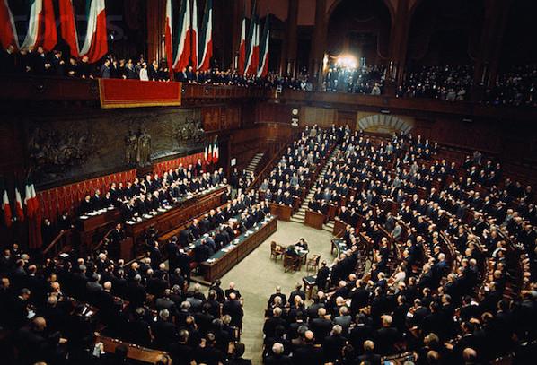 21 dicembre 2019 for Parlamentari italiani numero